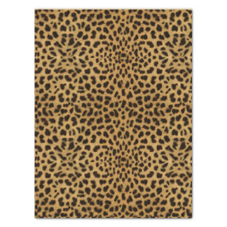 Cheetah Print Tissue Paper