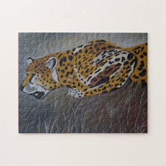 cheetah puzzles