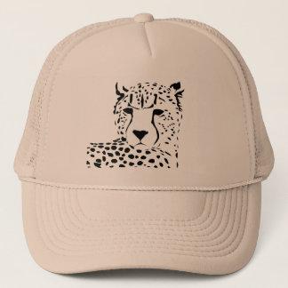 Cheetah Safari Cap