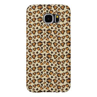 Cheetah skin pattern samsung galaxy s6 cases