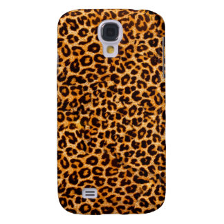 Cheetah Skin Pattern Galaxy S4 Cases