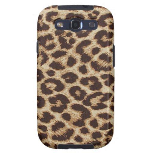 Cheetah Skin Print Samsung Galaxy S3 Cover