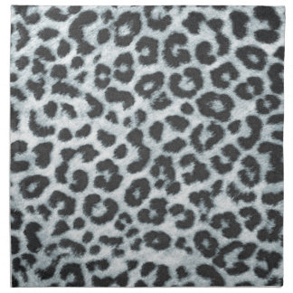 Cheetah Spot Animal Print Wild Cat Safari Napkins