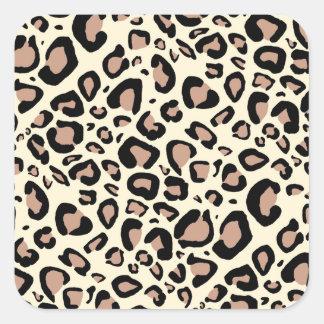 Cheetah Spots Stickers
