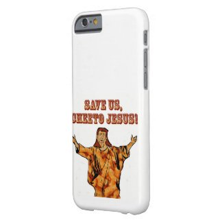 Cheeto Jesus iPhone Case