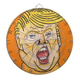 Cheeto Trump Dartboards