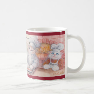 Chef Axle Banner Mug