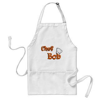 Chef Bob Tablier