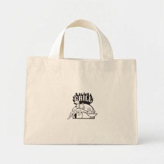 Chef Carry Alligator Grill Cartoon Mini Tote Bag