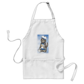 Chef Cat Standard Apron