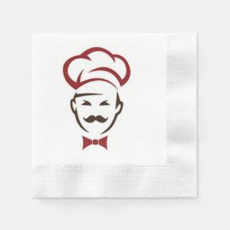 Chef Come Cook Napkins Paper Napkins