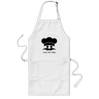 CHEF custom apron