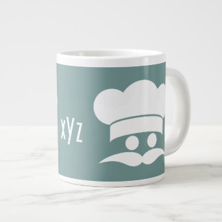 Chef custom color mugs