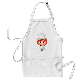 Chef Cutie Patootie Standard Apron