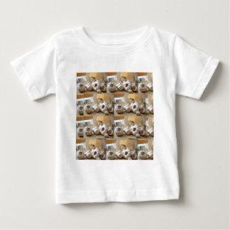 Chef Healthy Eating Cuisine Art Garlic Seasoning Baby T-Shirt