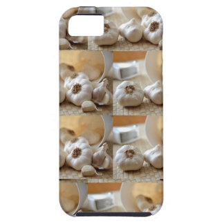 Chef Healthy Eating Cuisine Art Garlic Seasoning Case For The iPhone 5