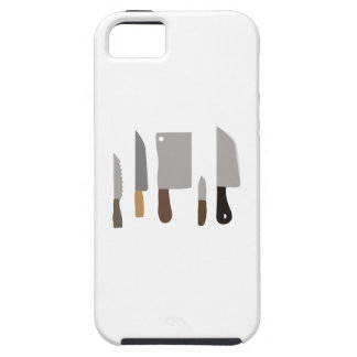 Chef Knives iPhone 5 Case