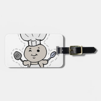 CHEF LUGGAGE TAG