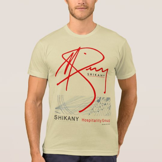 Chef Mike Skikany Hospitality Group T-Shirt