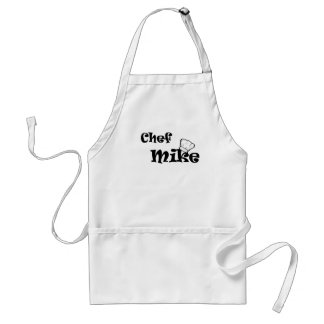 Chef Mike Standard Apron