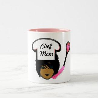 Chef Mom Coffee Mug