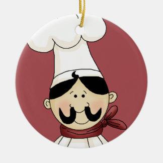 Chef Ornament