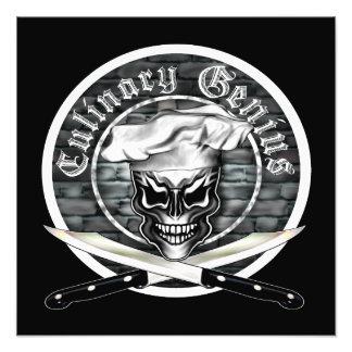 Chef Skull 1 Photo