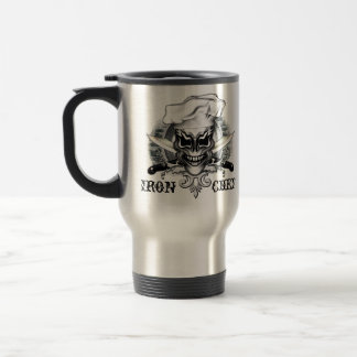 Chef Skull 1 Travel Mug