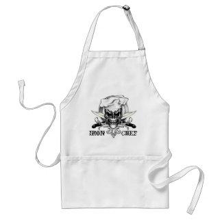 Chef Skull 4: Iron Chef Standard Apron