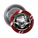 Chef Skull 4: Killer Chef 2 Inch Round Button