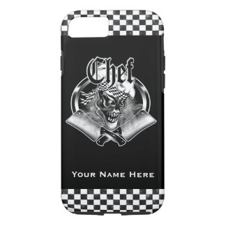 Chef Skull 5 iPhone 7 Case