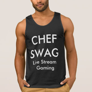 Chef Swag Basic Tank Top