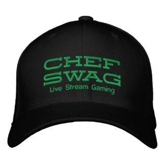Chef Swag Live Stream Hat