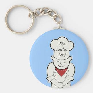 chef, TheLittlest Chef Keychain