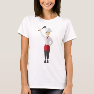 Chef with Spatula T-Shirt