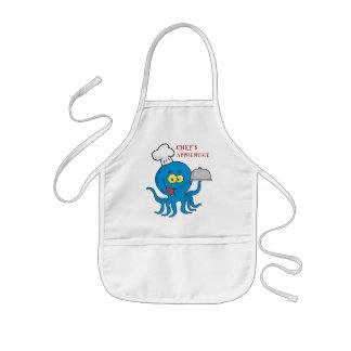 chef's apprentice apron. kids apron
