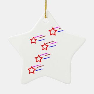 chefs cinq étoiles cinq étoiles de sports de ornement étoile en céramique