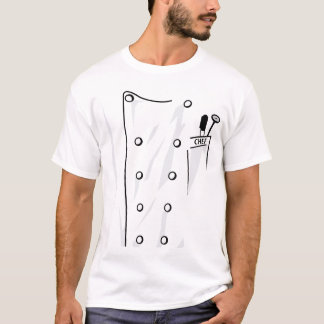 Chef's Coat T-Shirt