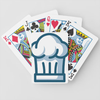 Chefs Hat Bicycle Playing Cards