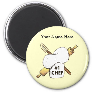Chef's Kitchen Magnet