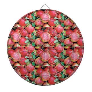 Chefs Salads cuisine fruits apples healthy foods Dart Board