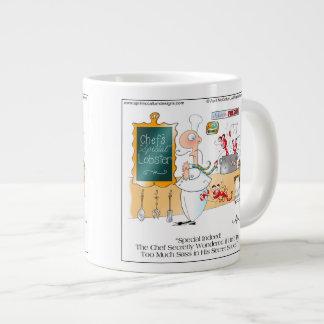 CHEF'S SPECIAL Cartoon Coffee Mug