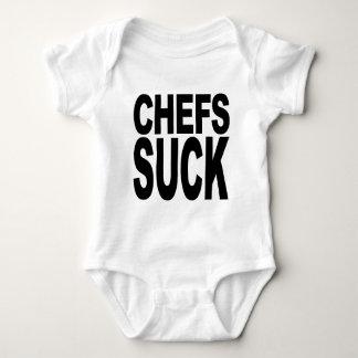 Chefs Suck Baby Bodysuit