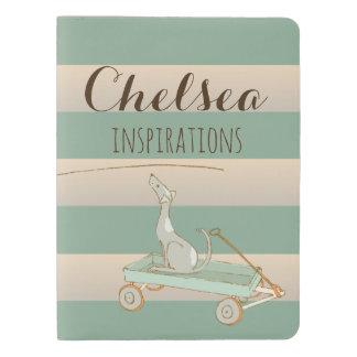 Chelsea Dog Days Inspirations Extra Large Moleskine Notebook