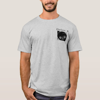 Chelsea H Grey T-Shirt Name, Logo on pocket