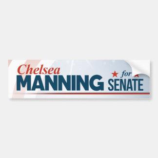 Chelsea Manning 2018 Bumper Sticker