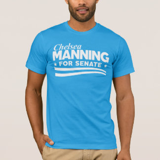 Chelsea Manning 2018 T-Shirt