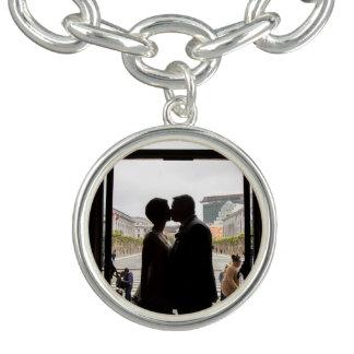 Chelsea & Richard's Wedding Charm Bracelet