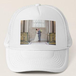 Chelsea & Richard's Wedding Hat