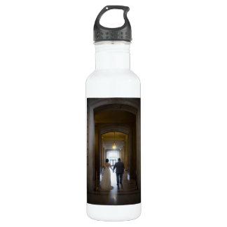 Chelsea & Richard's Wedding Water Bottle